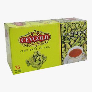 Ceygold Cardamom Tea 25'S