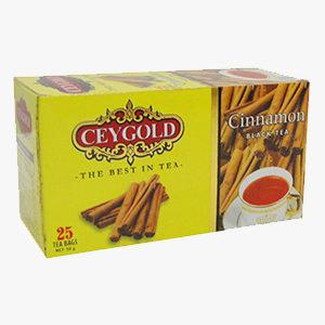 Ceygold Cinnamon Tea 25'S