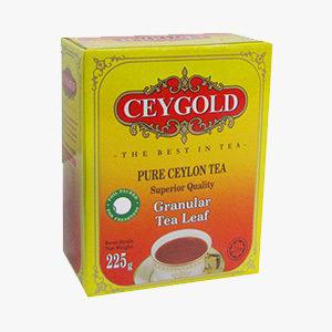 Ceygold Granular Tea Leaf    225G